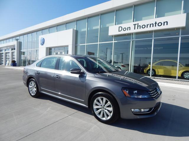 2013 Volkswagen Passat 2.5 SEL Premium Sedan for sale in Tulsa for $22,952 with 13,008 miles