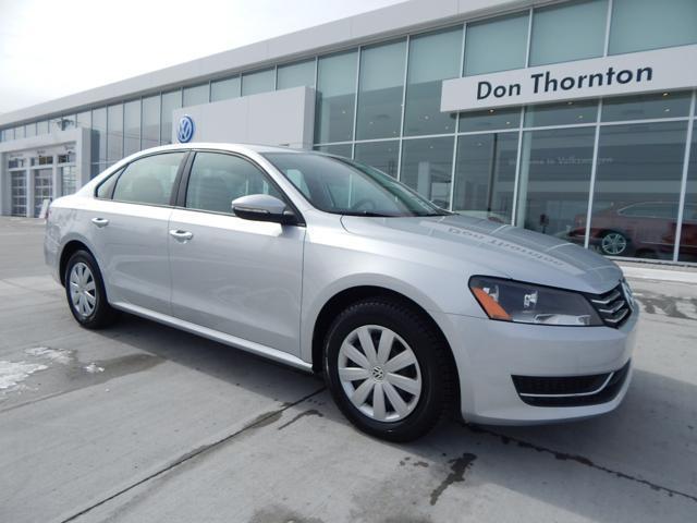 2012 Volkswagen Passat 2.5 S Sedan for sale in Tulsa for $13,950 with 47,701 miles.
