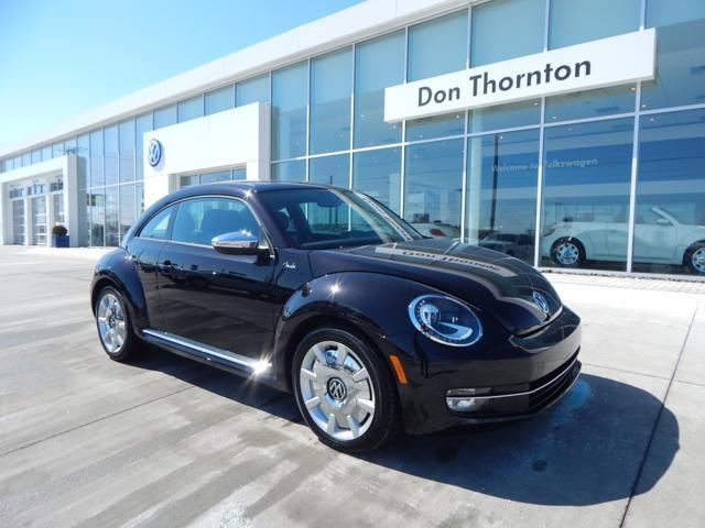 2013 Volkswagen Beetle 2.0T Fender Edition Hatchback for sale in Tulsa for $20,950 with 17,165 miles