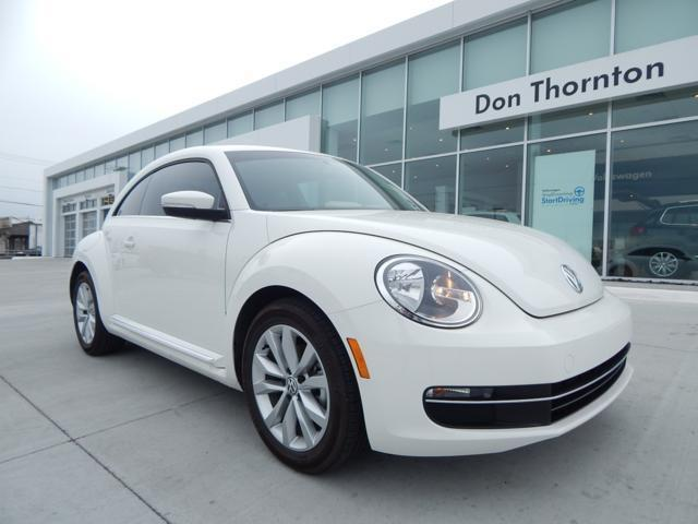 2013 Volkswagen Beetle 2.0L TDI Hatchback for sale in Tulsa for $21,950 with 0 miles