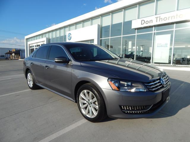 2012 Volkswagen Passat 2.0 TDI SE Sedan for sale in Tulsa for $20,991 with 35,408 miles