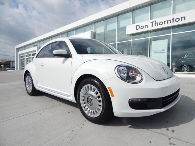 2014 Volkswagen Beetle 1.8T Hatchback for sale in Tulsa for $18,950 with 4,578 miles