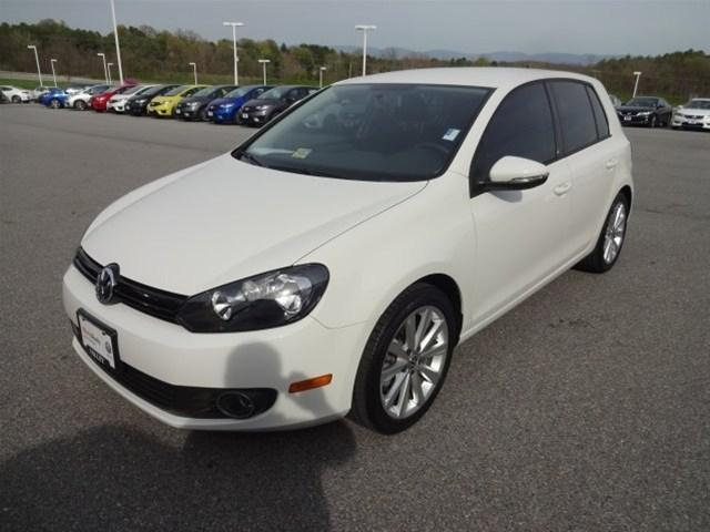 2012 Volkswagen Golf TDI Hatchback for sale in Staunton for $20,500 with 12,889 miles