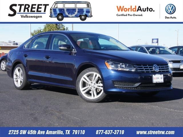 2014 Volkswagen Passat Sedan for sale in Amarillo for $25,995 with 20,093 miles.