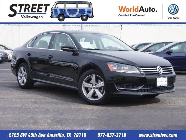 2012 Volkswagen Passat 2.5 SE Sedan for sale in Amarillo for $18,995 with 24,559 miles.
