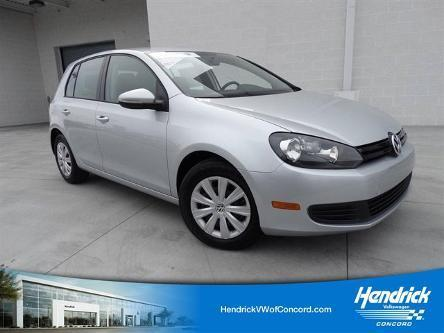 2013 Volkswagen Golf 2.5L Hatchback for sale in Concord for $14,494 with 36,627 miles