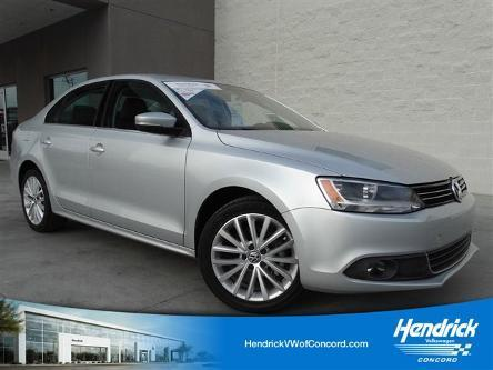 2011 Volkswagen Jetta SEL Sedan for sale in Concord for $16,494 with 10,395 miles