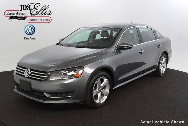 2012 Volkswagen Passat 2.5 SE Sedan for sale in Atlanta for $16,274 with 39,402 miles.