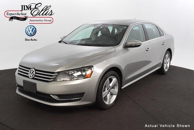 2012 Volkswagen Passat 2.5 SE Sedan for sale in Atlanta for $18,378 with 31,837 miles.