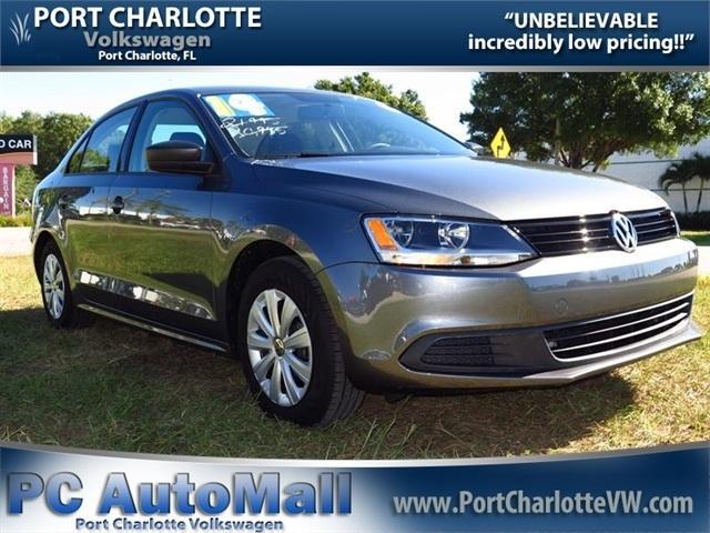 2014 Volkswagen Jetta S Sedan for sale in Port Charlotte for $15,562 with 10,256 miles.
