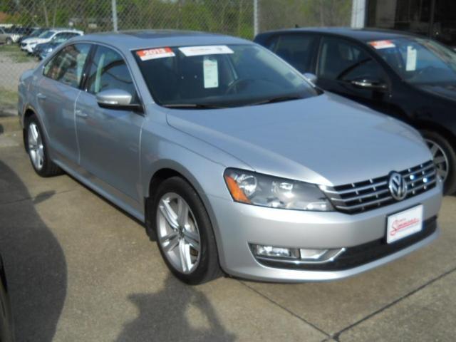 2013 Volkswagen Passat 2.0 TDI SEL Premium Sedan for sale in Parkersburg for $28,988 with 7,434 miles