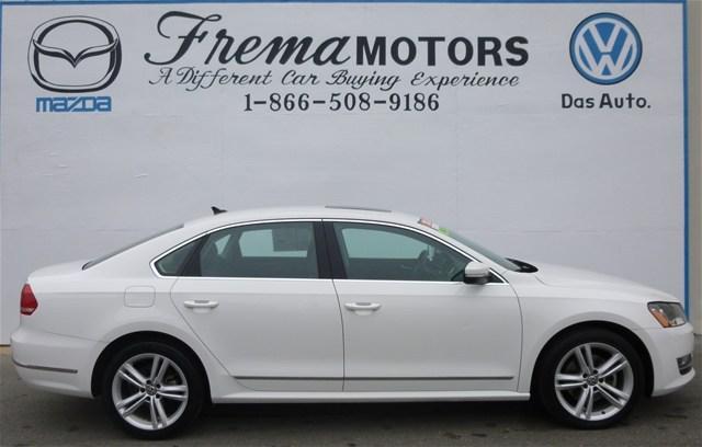 2013 Volkswagen Passat 2.0 TDI SEL Premium Sedan for sale in Goldsboro for $24,900 with 52,451 miles.