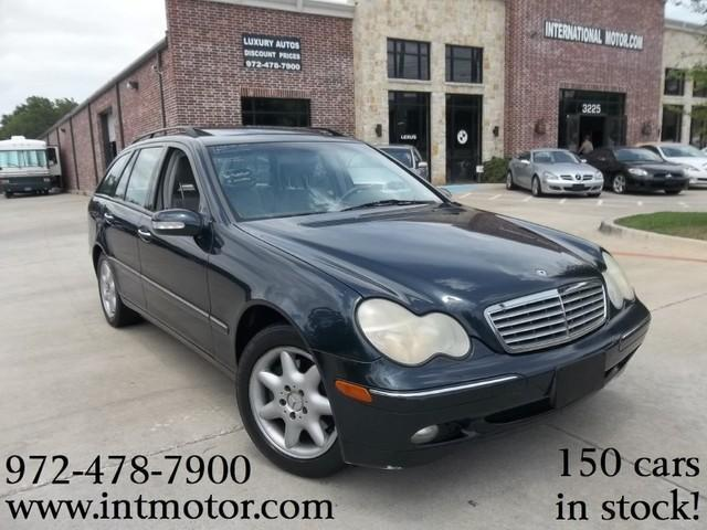 2002 Mercedes-Benz C-Class C320 Wagon for sale in Carrollton for $4,996 with 123,004 miles.