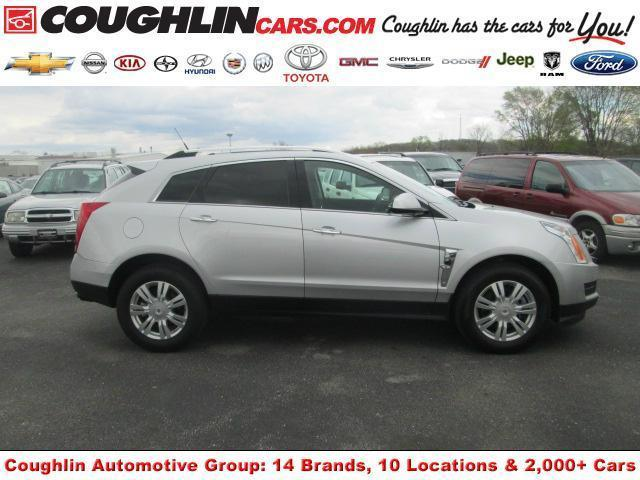2010 Cadillac SRX Luxury Collection SUV for sale in Newark for $25,500 with 28,504 miles