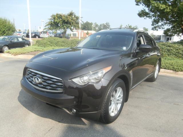 2011 Infiniti FX35 Base SUV for sale in Macon for $35,900 with 33,724 miles