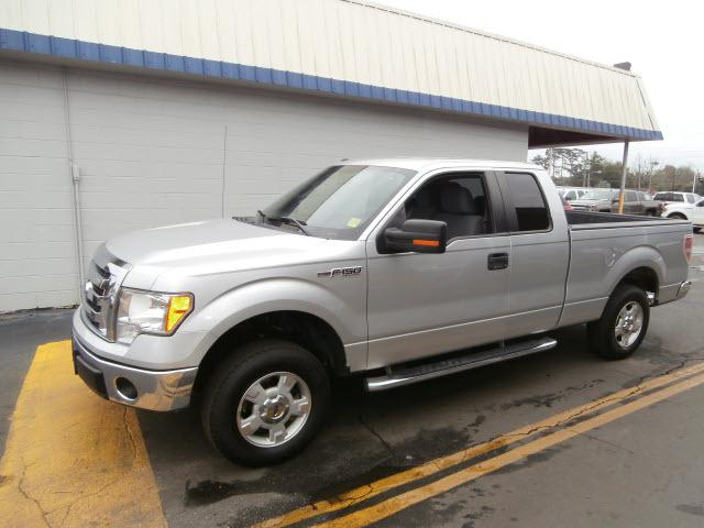 2011 Ford F150 Extended Cab Pickup for sale in Marianna for $24,995 with 47,937 miles