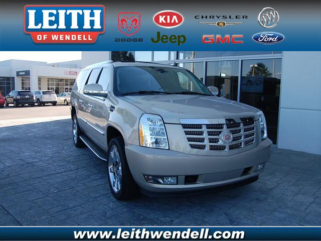 2008 Cadillac Escalade ESV SUV for sale in Wendell for $41,980 with 47,894 miles