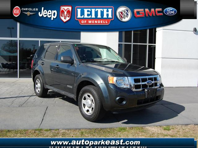 2008 Ford Escape XLS SUV for sale in Wendell for $14,096 with 36,754 miles.