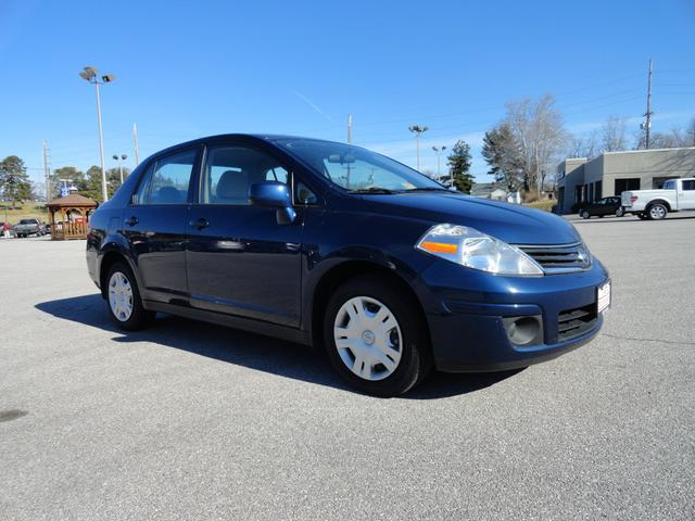2010 Nissan Versa Sedan for sale in Salem for $12,820 with 34,429 miles