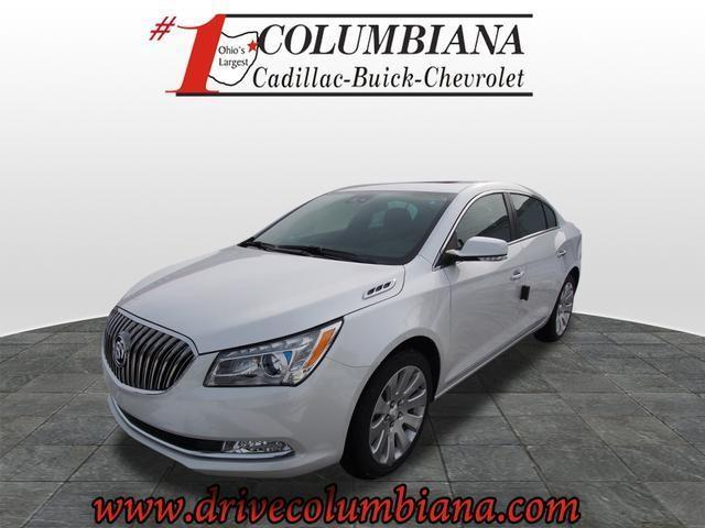 2015 Buick LaCrosse Premium I Sedan for sale in Columbiana for $44,539 with 4 miles.