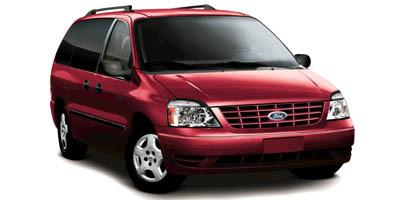 2007 Ford Freestar SEL Minivan for sale in Harlan for $0 with 169,174 miles