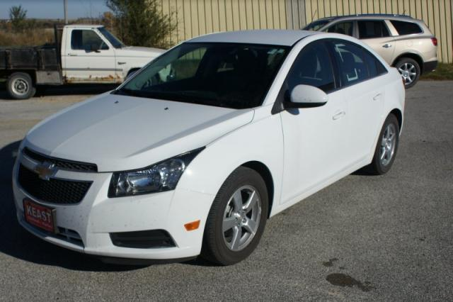 2014 Chevrolet Cruze 1LT Sedan for sale in Harlan for $18,995 with 12,188 miles