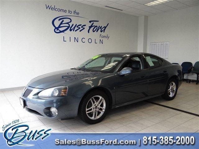 2006 Pontiac Grand Prix GT Sedan for sale in McHenry for $6,995 with 132,049 miles.