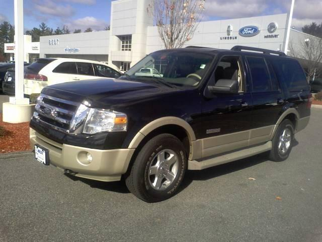 2008 Ford Expedition Eddie Bauer SUV for sale in Nashua for $30,887 with 33,445 miles.