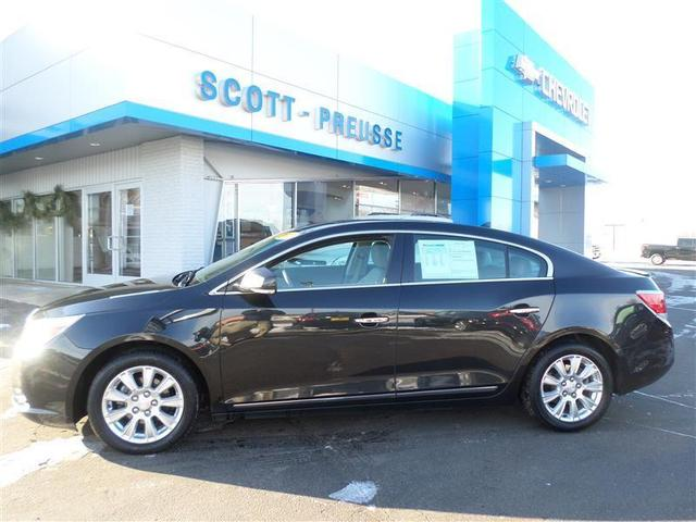 2012 Buick LaCrosse Premium 1 Sedan for sale in Redwood Falls for $16,995 with 91,833 miles.
