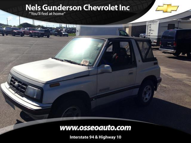 1990 Geo Tracker SUV for sale in Osseo for $4,996 with 148,644 miles.
