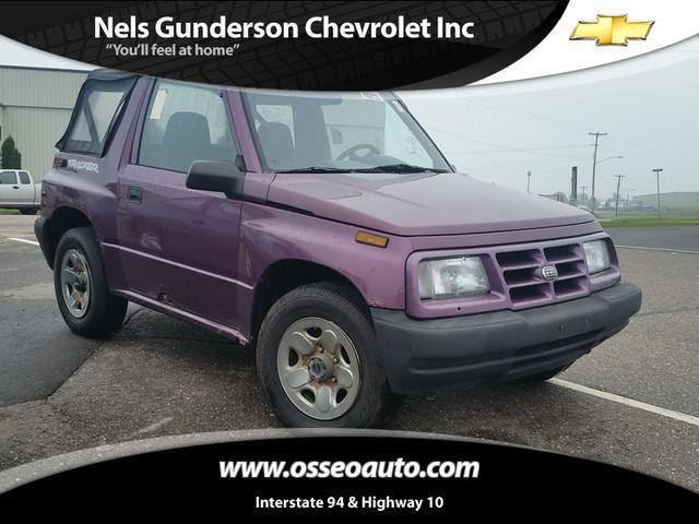 1997 Geo Tracker SUV for sale in Osseo for $5,996 with 175,457 miles.