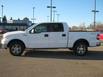 2008 Ford F150 Crew Cab Pickup for sale in Rugby for $19,560 with 85,023 miles
