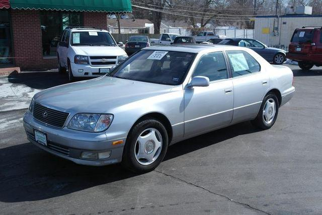 1998 Lexus LS 400 Sedan for sale in Springfield for $4,980 with 175,487 miles