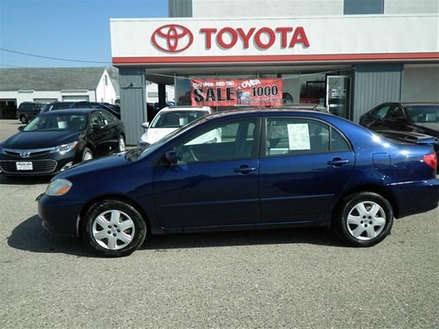2006 Toyota Corolla LE Sedan for sale in Bemidji for $6,995 with 155,594 miles.