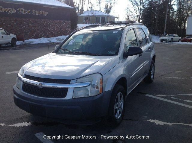 2005 Chevrolet Equinox LS SUV for sale in Belle Vernon for $5,999 with 108,409 miles.