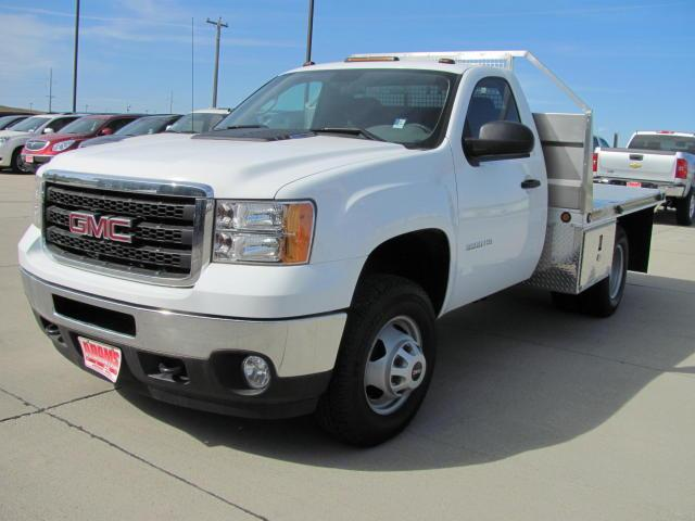 2011 GMC Sierra 3500 H/D Regular Cab Pickup for sale in Denison for $48,985 with 250 miles.