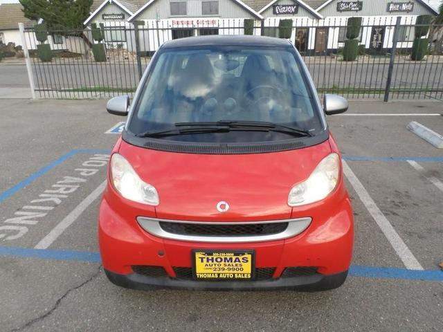 2008 Smart ForTwo Passion Coupe for sale in Manteca for $5,999 with 120,000 miles