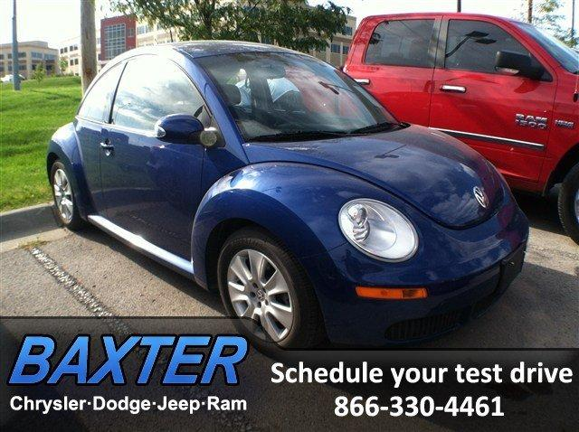 2008 Volkswagen New Beetle S Hatchback for sale in Omaha for $0 with 49,000 miles