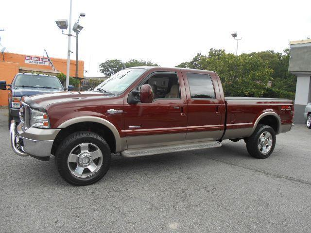2006 Ford F350 King Ranch Crew Cab Pickup for sale in Virginia Beach for $25,800 with 105,188 miles.