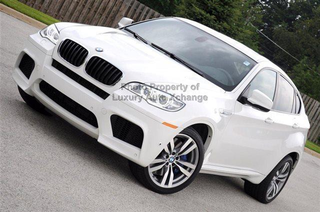 2013 BMW X6 M Base SUV for sale in Alsip for $73,880 with 25,176 miles.
