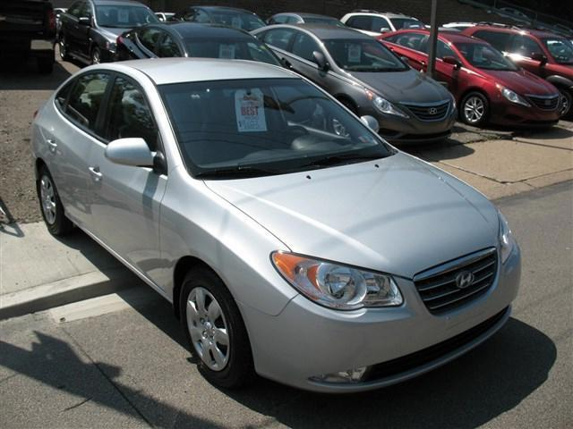 2008 Hyundai Elantra Sedan for sale in Pittsburgh for $9,683 with 57,515 miles