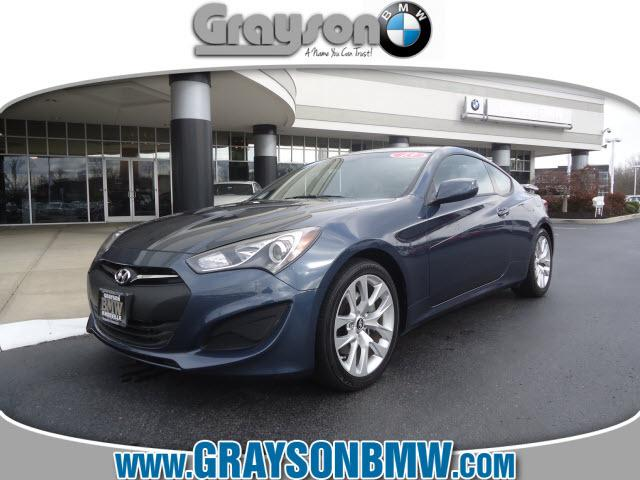 2013 Hyundai Genesis Coupe 2.0T Premium Coupe for sale in Knoxville for $24,992 with 3,501 miles.