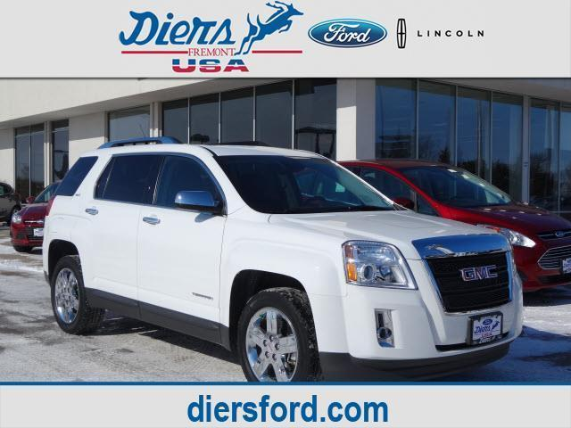 2012 GMC Terrain SLT-2 SUV for sale in Fremont for $25,993 with 33,946 miles.
