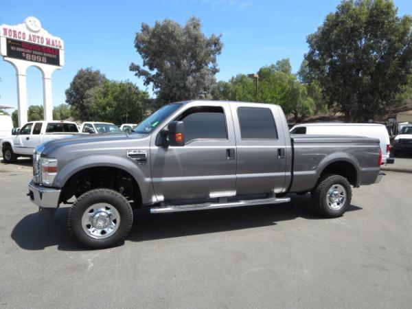 2009 Ford F250 Crew Cab Pickup for sale in Norco for $27,995 with 97,513 miles