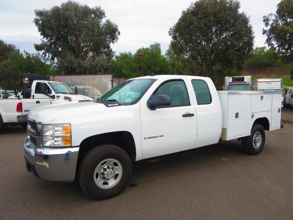 2008 Chevrolet Silverado 2500 Extended Cab Pickup for sale in Norco for $23,995 with 90,444 miles