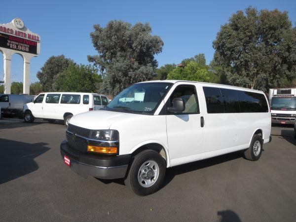 2013 Chevrolet Express 3500 LT Passenger Van for sale in Norco for $23,995 with 37,862 miles.