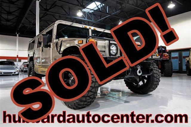 2002 Hummer H1 Wagon SUV for sale in Scottsdale for $79,000 with 11,112 miles
