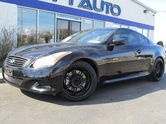 2008 Infiniti G37 Sport Coupe for sale in Murfreesboro for $18,990 with 81,040 miles