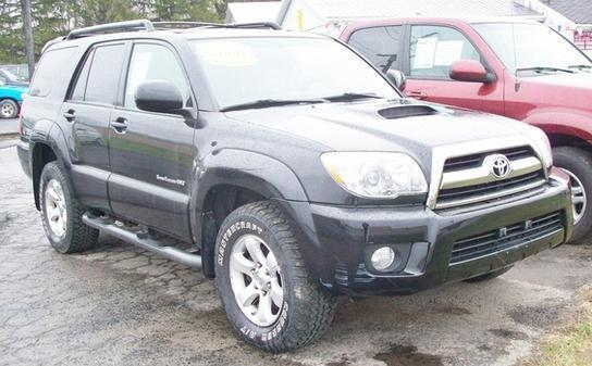 2006 Toyota 4Runner Sport SUV for sale in Williamson for $14,999 with 101,610 miles