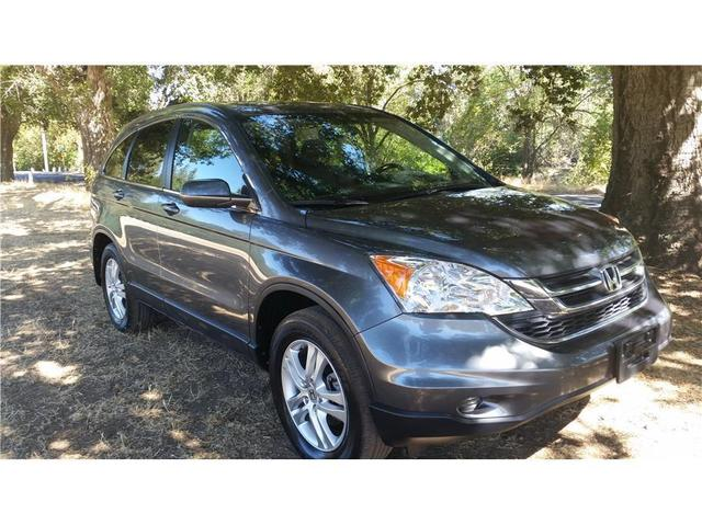 2011 Honda CR-V EX-L SUV for sale in Modesto for $20,999 with 24,809 miles.